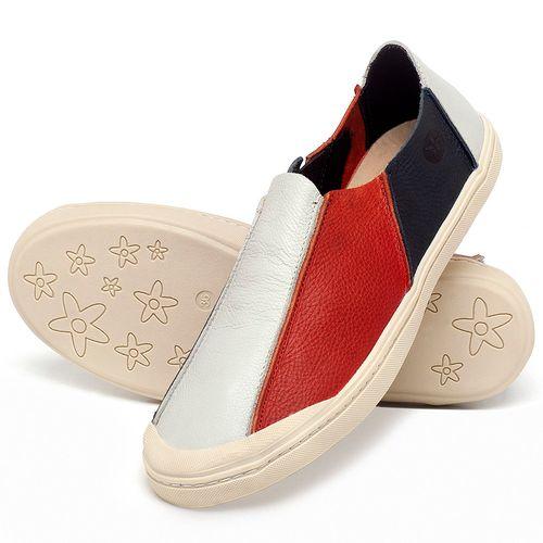 Laranja_Lima_Shoes_Sapatos_Femininos_Tenis_Cano_Baixo_em_Couro_Off-White_-_Codigo_-_141148_2