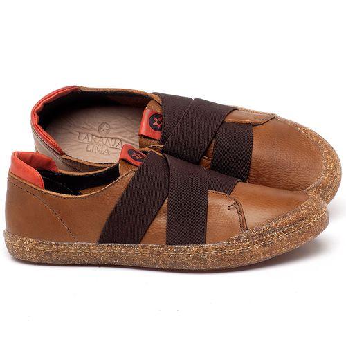 Laranja_Lima_Shoes_Sapatos_Femininos_Tenis_Cano_Baixo_em_Couro_Caramelo_-_Codigo_-_141150_1