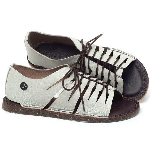 Laranja_Lima_Shoes_Sapatos_Femininos_Sandalia_Rasteira_Flat_em_Couro_Off-White_-_Codigo_-_141153_1
