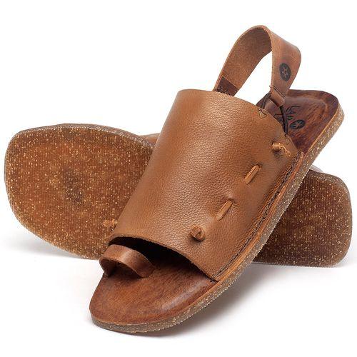 Laranja_Lima_Shoes_Sapatos_Femininos_Sandalia_Rasteira_Flat_em_Couro_Caramelo_-_Codigo_-_141154_2