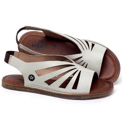 Laranja_Lima_Shoes_Sapatos_Femininos_Sandalia_Rasteira_Flat_em_Couro_Off-White_-_Codigo_-_141156_1