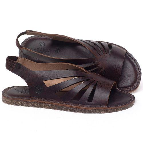 Laranja_Lima_Shoes_Sapatos_Femininos_Sandalia_Rasteira_Flat_em_Couro_Marrom_-_Codigo_-_141156_1