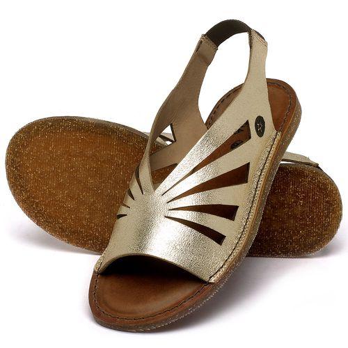 Laranja_Lima_Shoes_Sapatos_Femininos_Sandalia_Rasteira_Flat_em_Couro_Metalizado_-_Codigo_-_141156_2