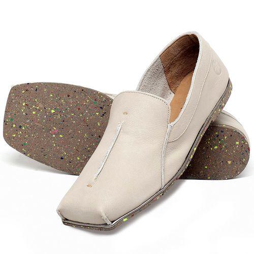 Laranja_Lima_Shoes_Sapatos_Femininos_Sapatilha_Bico_Quadrado_em_Couro_Off-White_-_Codigo_-_145003_2