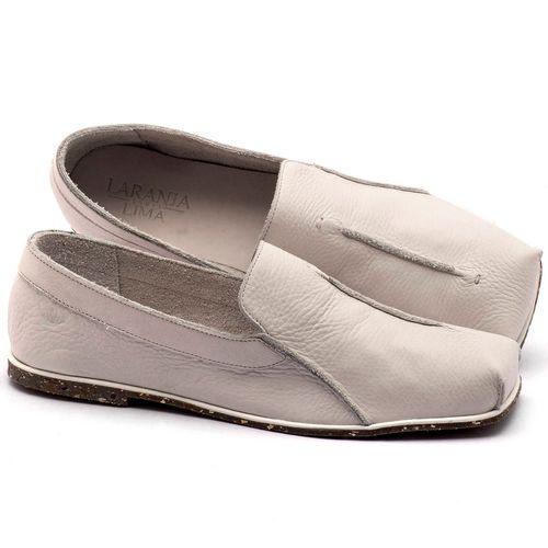 Laranja_Lima_Shoes_Sapatos_Femininos_Sapatilha_Bico_Quadrado_em_Couro_Branco_-_Codigo_-_145003_1
