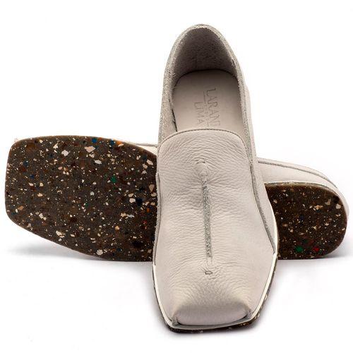 Laranja_Lima_Shoes_Sapatos_Femininos_Sapatilha_Bico_Quadrado_em_Couro_Branco_-_Codigo_-_145003_2