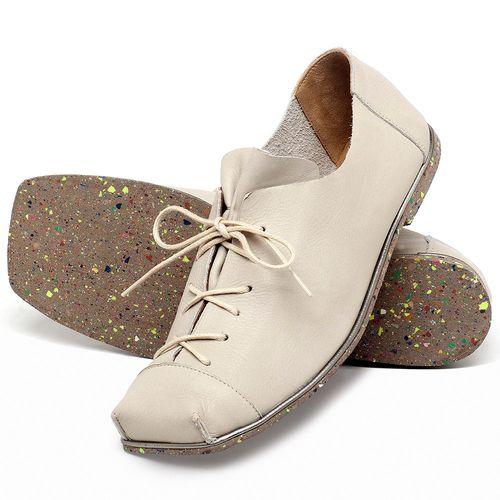 Laranja_Lima_Shoes_Sapatos_Femininos_Sapatilha_Bico_Quadrado_em_Couro_Off-White_-_Codigo_-_145010_2