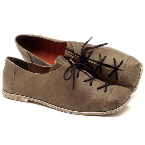 Laranja_Lima_Shoes_Sapatos_Femininos_Sapatilha_Bico_Quadrado_em_Couro_Musgo_-_Codigo_-_145010_1