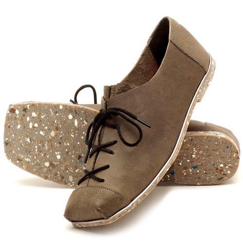 Laranja_Lima_Shoes_Sapatos_Femininos_Sapatilha_Bico_Quadrado_em_Couro_Musgo_-_Codigo_-_145010_2