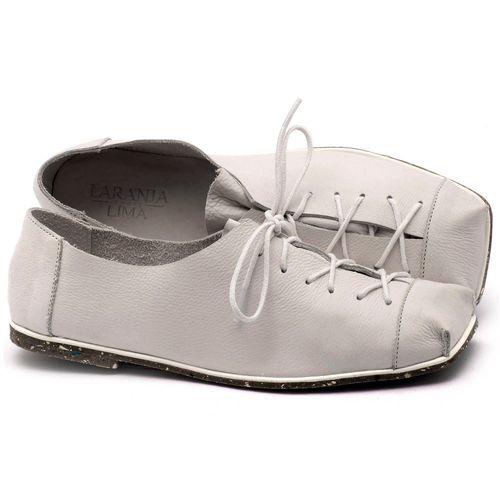 Laranja_Lima_Shoes_Sapatos_Femininos_Sapatilha_Bico_Quadrado_em_Couro_Branco_-_Codigo_-_145010_1