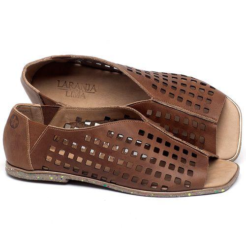 Laranja_Lima_Shoes_Sapatos_Femininos_Sandalia_Rasteira_Flat_em_Couro_Caramelo_-_Codigo_-_145016_1