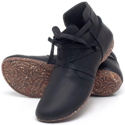 Laranja_Lima_Shoes_Sapatos_Femininos_Flat_Boot_em_Couro_Preto_-_Codigo_-_148022_2