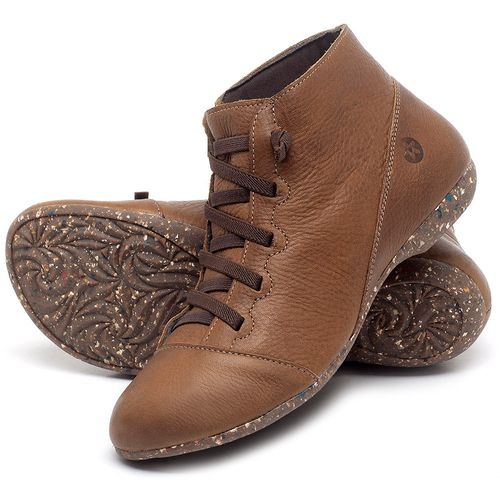 Laranja_Lima_Shoes_Sapatos_Femininos_Flat_Boot_em_Couro_Caramelo_-_Codigo_-_148023_2