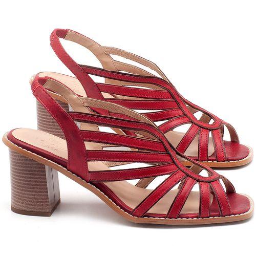 Laranja_Lima_Shoes_Sapatos_Femininos_Sandalia_Laranja_Lima_Shoes_Classic_Salto_de_6_cm_em_Couro_Bicolor_-_Codigo_-_3647_1