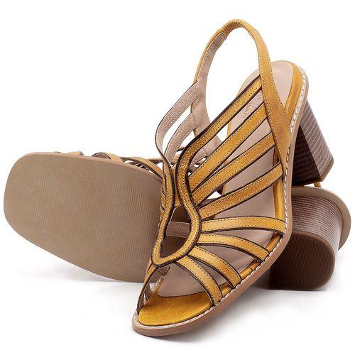 Laranja_Lima_Shoes_Sapatos_Femininos_Sandalia_Laranja_Lima_Shoes_Classic_Salto_de_6_cm_em_Couro_Bicolor_-_Codigo_-_3647_2