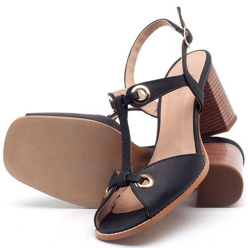 Laranja_Lima_Shoes_Sapatos_Femininos_Sandalia_Laranja_Lima_Shoes_Classic_Salto_de_6_cm_em_Couro_Preto_-_Codigo_-_3660_2