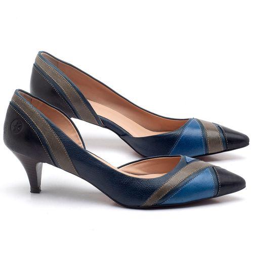 Laranja_Lima_Shoes_Sapatos_Femininos_Scarpin_Salto_Medio_de_6_cm_em_Couro_Azul_-_Codigo_-_3663_1