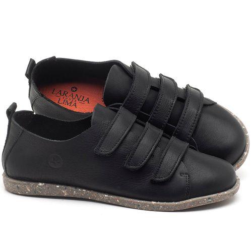 Laranja_Lima_Shoes_Sapatos_Femininos_Tenis_Cano_Baixo_em_Couro_Preto_-_Codigo_-_137225_1