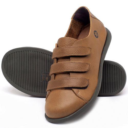 Laranja_Lima_Shoes_Sapatos_Femininos_Tenis_Cano_Baixo_em_Couro_Caramelo_-_Codigo_-_137225_2