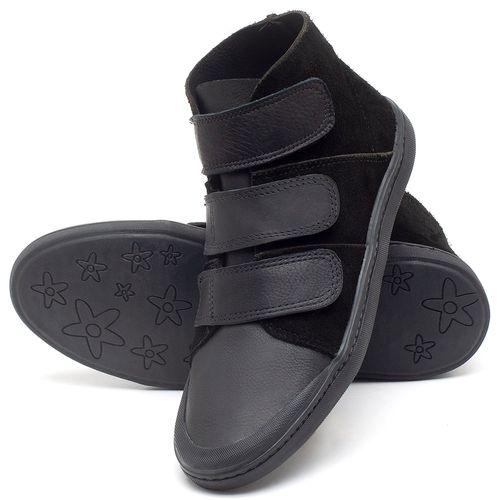 Laranja_Lima_Shoes_Sapatos_Femininos_Tenis_Cano_Alto_em_Couro_Preto_-_Codigo_-_141090_2