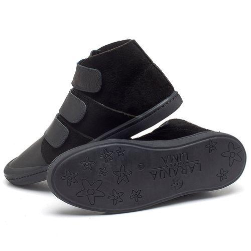 Laranja_Lima_Shoes_Sapatos_Femininos_Tenis_Cano_Alto_em_Couro_Preto_-_Codigo_-_141090_3