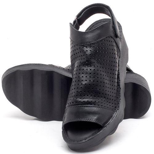 Laranja_Lima_Shoes_Sapatos_Femininos_Ana_Bela_Tratorada_Salto_de_Frente_2_cm_e_Atras_5_cm_em_Couro_Preto_-_Codigo_-_141091_2
