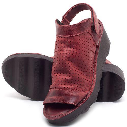 Laranja_Lima_Shoes_Sapatos_Femininos_Ana_Bela_Tratorada_Salto_de_Frente_2_cm_e_Atras_5_cm_em_Couro_Vermelho_-_Codigo_-_141091_2