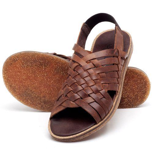 Laranja_Lima_Shoes_Sapatos_Femininos_Sandalia_Rasteira_Flat_em_Couro_Marrom_-_Codigo_-_141092_2