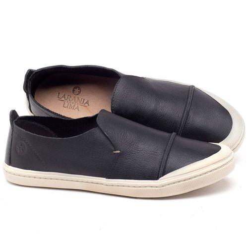 Laranja_Lima_Shoes_Sapatos_Femininos_Tenis_Cano_Baixo_em_Couro_Preto_-_Codigo_-_141113_1