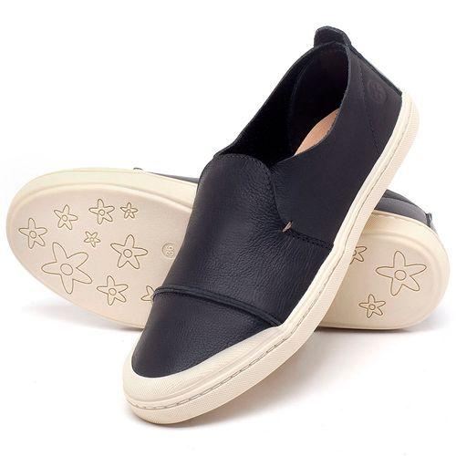 Laranja_Lima_Shoes_Sapatos_Femininos_Tenis_Cano_Baixo_em_Couro_Preto_-_Codigo_-_141113_2