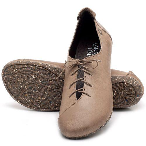 Laranja_Lima_Shoes_Sapatos_Femininos_Sapatilha_Bico_Redondo_em_Couro_Fendi_-_Codigo_-_148019_2