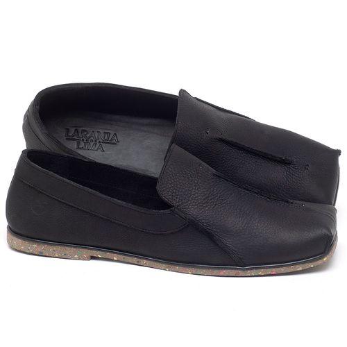 Laranja_Lima_Shoes_Sapatos_Masculinos_Mocassim_em_Couro_Preto_-_Codigo_-_145047_1