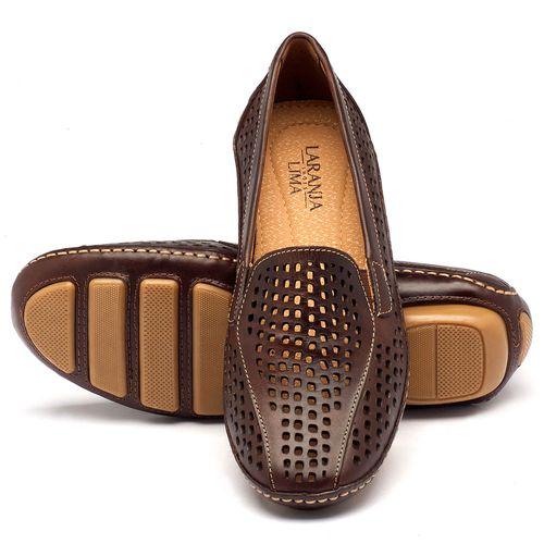 Laranja_Lima_Shoes_Sapatos_Femininos_Dockside_Laranja_Lima_Shoes_em_Couro_Cafe_-_Codigo_-_136010_2