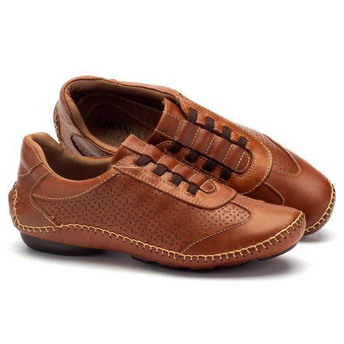 Laranja_Lima_Shoes_Sapatos_Femininos_Tenis_Cano_Baixo_em_Couro_Caramelo_-_Codigo_-_136011_1