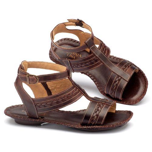Laranja_Lima_Shoes_Sapatos_Femininos_Sandalia_Rasteira_Flat_em_Couro_Cafe_-_Codigo_-_136013_2
