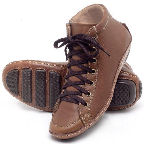 Laranja_Lima_Shoes_Sapatos_Femininos_Tenis_Cano_Alto_em_Couro_Caramelo_-_Codigo_-_136030_2