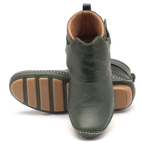 Laranja_Lima_Shoes_Sapatos_Femininos_Flat_Boot_em_Couro_Marinho_-_Codigo_-_136031_2