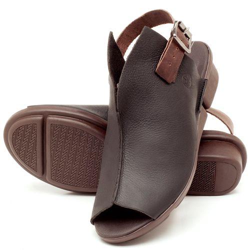 Laranja_Lima_Shoes_Sapatos_Femininos_Sandalia_Rasteira_Flat_Salto_de_3_cm_em_Couro_Preto_-_Codigo_-_136042_2