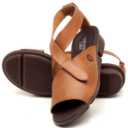 Laranja_Lima_Shoes_Sapatos_Femininos_Sandalia_Rasteira_Flat_em_Couro_Caramelo_-_Codigo_-_136044_2