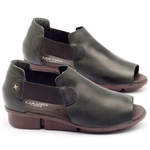 Laranja_Lima_Shoes_Sapatos_Femininos_Sandalia_Rasteira_Flat_em_Couro_Preto_-_Codigo_-_136069_1