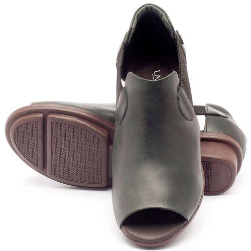 Laranja_Lima_Shoes_Sapatos_Femininos_Sandalia_Rasteira_Flat_em_Couro_Preto_-_Codigo_-_136069_2
