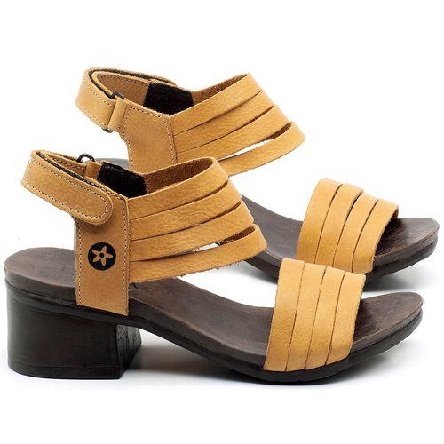 Laranja_Lima_Shoes_Sapatos_Femininos_Sandalia_Laranja_Lima_Shoes_Boho_Salto_de_5_cm_em_Couro_Amarelo_-_Codigo_-_137141_1