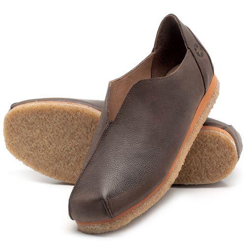 Laranja_Lima_Shoes_Sapatos_Femininos_Sapatilha_Bico_Quadrado_em_Couro_Marrom_-_Codigo_-_3050_2