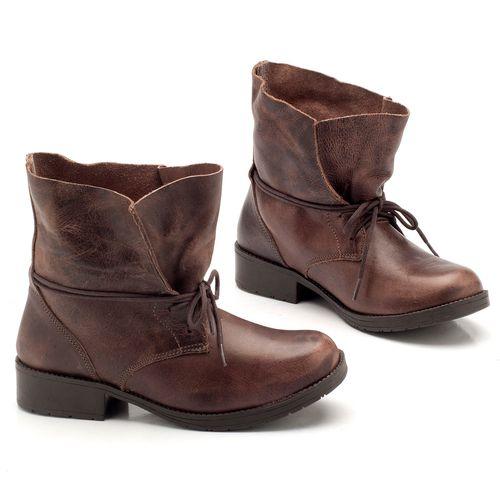 Laranja_Lima_Shoes_Sapatos_Femininos_Bota_Cano_Curto_Salto_de_2_cm_em_Couro_Cafe_-_Codigo_-_137031_1