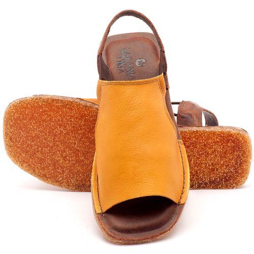Laranja_Lima_Shoes_Sapatos_Femininos_Sandalia_Rasteira_Flat_em_Couro_Amarelo_-_Codigo_-_141043_2