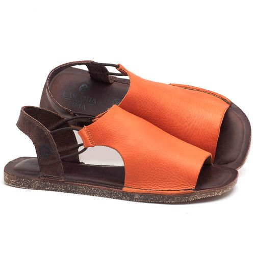 Laranja_Lima_Shoes_Sapatos_Femininos_Sandalia_Rasteira_Flat_em_Couro_Laranja_-_Codigo_-_141043_1