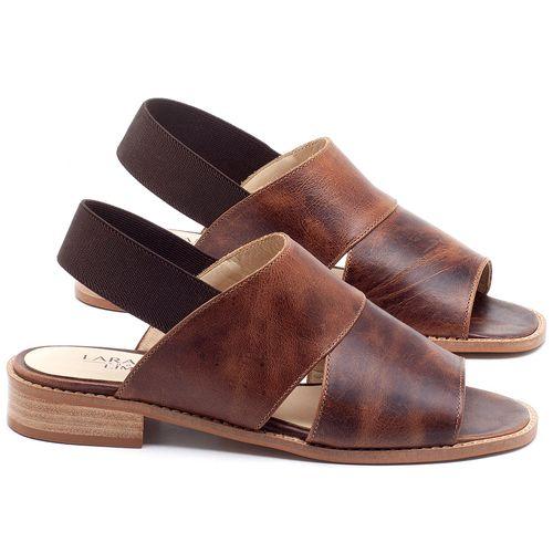 Laranja_Lima_Shoes_Sapatos_Femininos_Sandalia_Laranja_Lima_Shoes_Boho_Salto_de_2_cm_em_Couro_Marrom_-_Codigo_-_9453_1