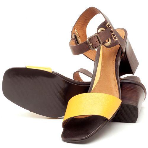 Laranja_Lima_Shoes_Sapatos_Femininos_Sandalia_Laranja_Lima_Shoes_Classic_Salto_de_65_cm_em_Couro_Amarelo_-_Codigo_-_56170_2