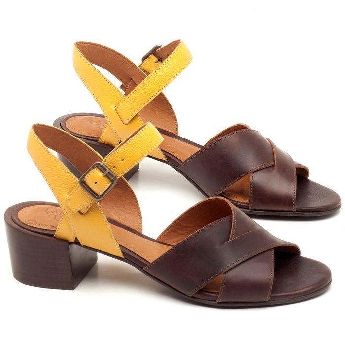 Laranja_Lima_Shoes_Sapatos_Femininos_Sandalia_Laranja_Lima_Shoes_Classic_Salto_de_45_cm_em_Couro_Amarelo_-_Codigo_-_56171_1