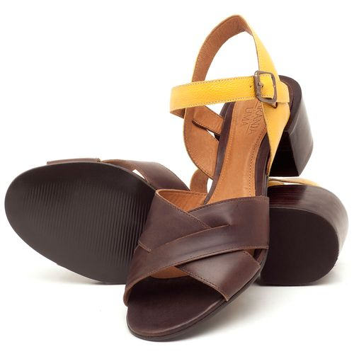 Laranja_Lima_Shoes_Sapatos_Femininos_Sandalia_Laranja_Lima_Shoes_Classic_Salto_de_45_cm_em_Couro_Amarelo_-_Codigo_-_56171_2